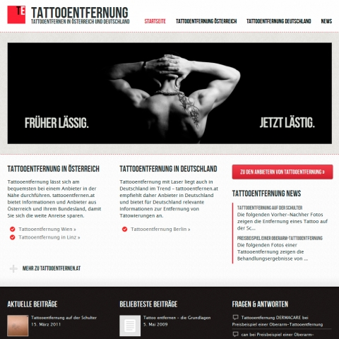 Berlin-News.NET - Berlin Infos & Berlin Tipps | tattooentfernen.at - Tattooentfernung in Österreich und Deutschland