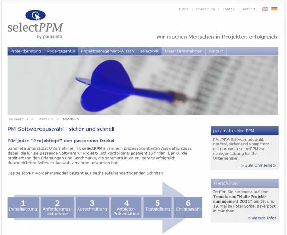 Hardware Infos & Hardware Tipps @ Hardware-News-24/7.de | parameta Projektberatung GmbH & Co. KG