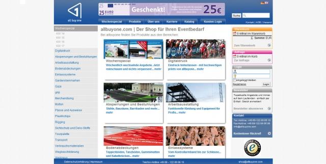Shopping -News.de - Shopping Infos & Shopping Tipps | allbuyone gmbh