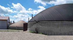 Landwirtschaft News & Agrarwirtschaft News @ Agrar-Center.de | Foto: Biogasanlage: Geht es nach den Mühlen, kommen künftig Reststoffe statt Getreide zum Einsatz. Foto: VDM..