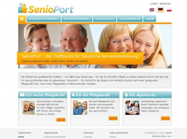 Europa-247.de - Europa Infos & Europa Tipps | SenioPort - SGSP Services Sp. z. o.o.