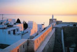 Afrika News & Afrika Infos & Afrika Tipps @ Afrika-123.de | Foto: Sonnenuntergang in Hammamet. Copyright: Fremdenverkehrsamt Tunesien.