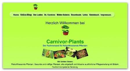 Pflanzen Tipps & Pflanzen Infos @ Pflanzen-Info-Portal.de | Carnivor-Plants