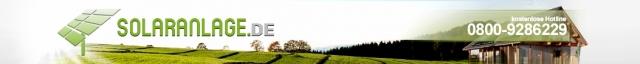 Alternative & Erneuerbare Energien News: Solaranlage.de