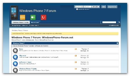 Forum News & Forum Infos & Forum Tipps | Matthias Langwald