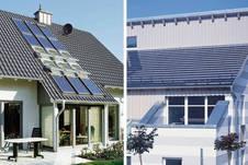Alternative & Erneuerbare Energien News: Foto: Solaranlagen verfügen über ein großes Sparpotential.