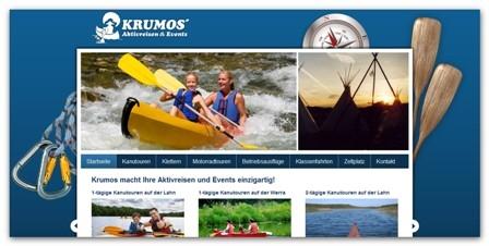 Thueringen-Infos.de - Thüringen Infos & Thüringen Tipps | KRUMOS´ Aktivreisen & Events