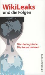 "Recht News & Recht Infos @ RechtsPortal-14/7.de | Foto: Heinrich Geiselberger: ""WikiLeaks und die Folgen. Netz – Medien – Politik"", Suhrkamp Verlag 2011."