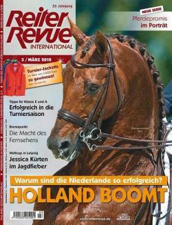 Landwirtschaft News & Agrarwirtschaft News @ Agrar-Center.de | Agrar-Center.de - Agrarwirtschaft & Landwirtschaft. Foto: Titelbild März-Ausgabe - Erfolgsrezepte, mit denen die Niederländer die Führung in Sport und Zucht übernommen haben.