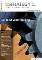 Open Source Shop Systeme | Foto: Die neue Ausgabe des kostenlosen eStrategy-Magazins.