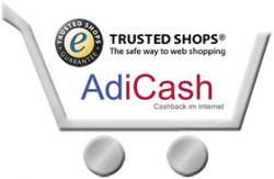 Open Source Shop Systeme | Foto: Trusted Shops überprüft die Händler nach mehr als 100 Einzelkriterien wie Bonität, Preistransparenz, Kundenservice und Datenschutz und vergibt daraufhin sein begehrtes Gütesiegel. AdiCash.de ist das Bargeld-Bonusprogramm mit der größten Anzahl an Partnershops im Internet.