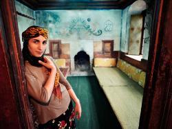 Muslim-Portal.net - News rund um Muslims & Islam | Foto: EBRU - Fotoausstellung von Attila Durak im Haus am Dom, Frankfurt.
