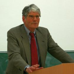 Historisches @ Historiker-News.de | Foto: Staatsminister a.D. Rechtsanwalt Rupert von Plottnitz.