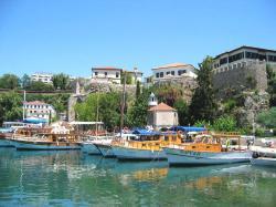 Landwirtschaft News & Agrarwirtschaft News @ Agrar-Center.de | Foto: Im alten Hafen von Antalya.