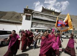 Ost Nachrichten & Osten News | Foto: Tibetische Mönche.