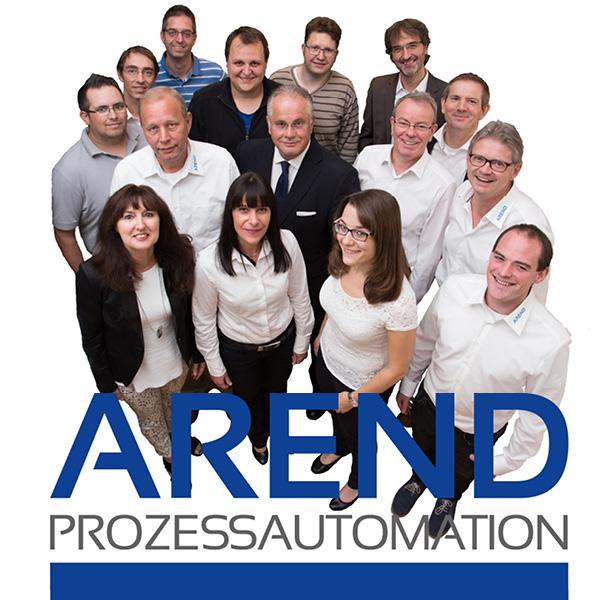 Das Team von Arend Prozessautomation GmbH