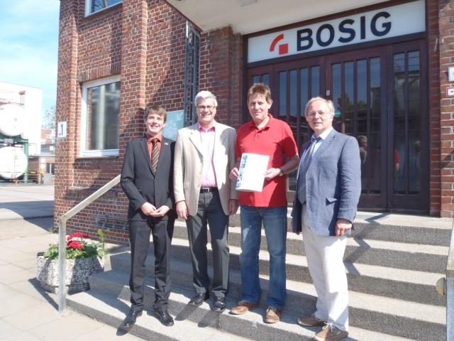 Hamburg-News.NET - Hamburg Infos & Hamburg Tipps | BOSIG Chemie GmbH