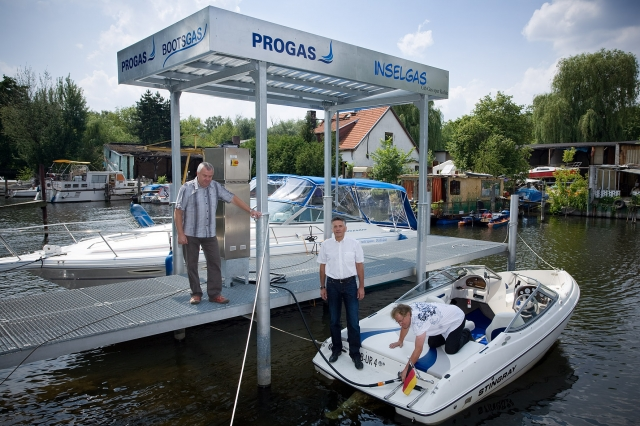 Autogas / LPG / Flüssiggas | PROGAS GmbH & Co. KG