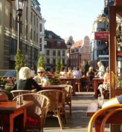 Ost Nachrichten & Osten News | Foto: Altstadt von Riga (Lettland).