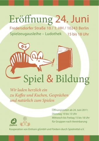 Berlin-News.NET - Berlin Infos & Berlin Tipps | Spielmittel e.V.