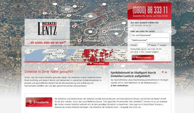 New-York-News.de - New York Infos & New York Tipps | Lentz GmbH & Co. Detektive KG