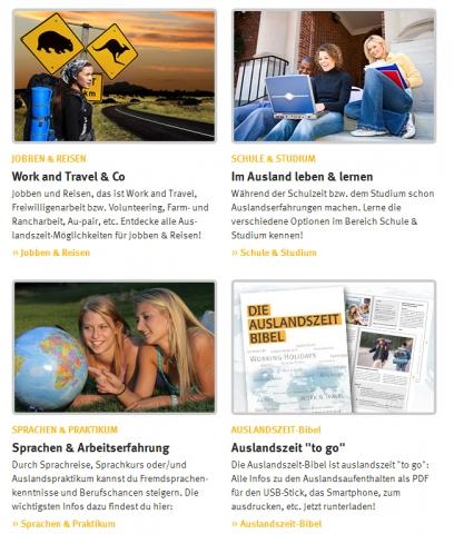 Amerika News & Amerika Infos & Amerika Tipps | INITIATIVE auslandszeit