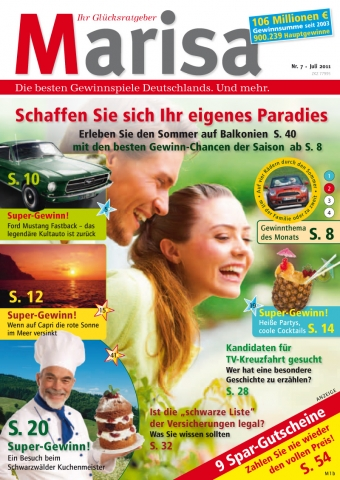 Kreuzfahrten-247.de - Kreuzfahrt Infos & Kreuzfahrt Tipps | Marisa Verlagsgesellschaft mbH