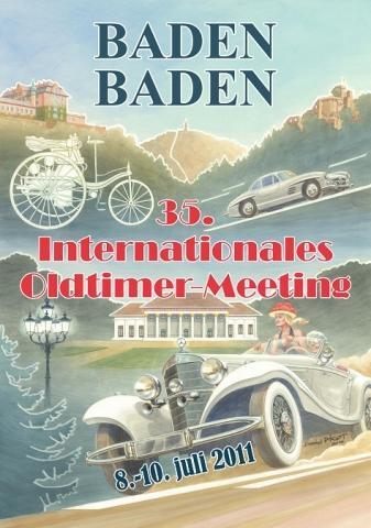 Amerika News & Amerika Infos & Amerika Tipps | Oldtimer-Meeting Baden-Baden