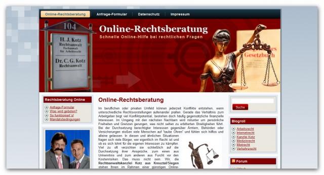Versicherungen News & Infos | Rechtsanwaltskanzlei Kotz