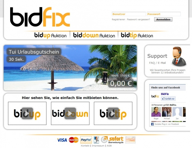 Ostern-247.de - Infos & Tipps rund um Geschenke | BidFix B2C UG