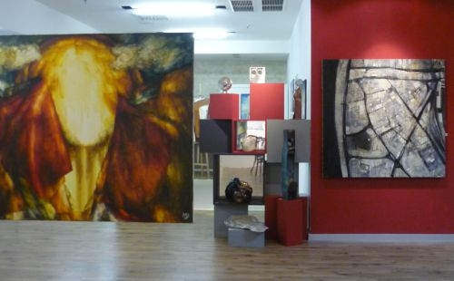 Italien-News.net - Italien Infos & Italien Tipps | der Kunstraum in den Ringstrassen Galerien