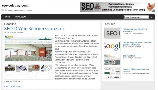 Berlin-News.NET - Berlin Infos & Berlin Tipps | SEO Coburg