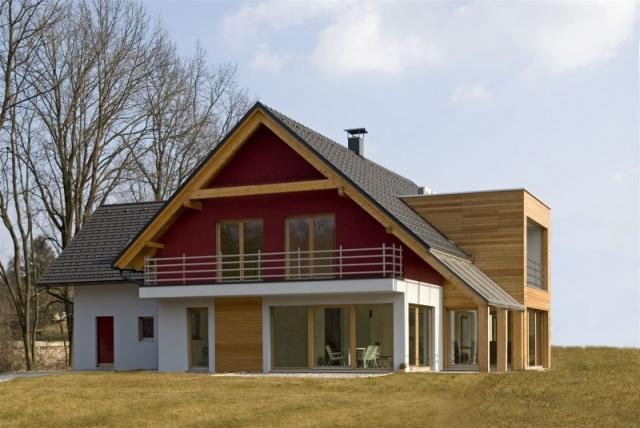 Fertighaus, Plusenergiehaus @ Hausbau-Seite.de | Swiss-Bau-Fertighaus (Sbf Fertighaus AG)