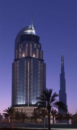 Ost Nachrichten & Osten News | Foto: The Address, Downtown Burj Dubai ist nur einen Katzensprung vom größten Gebäude der Welt, dem Burj Dubai, entfernt.