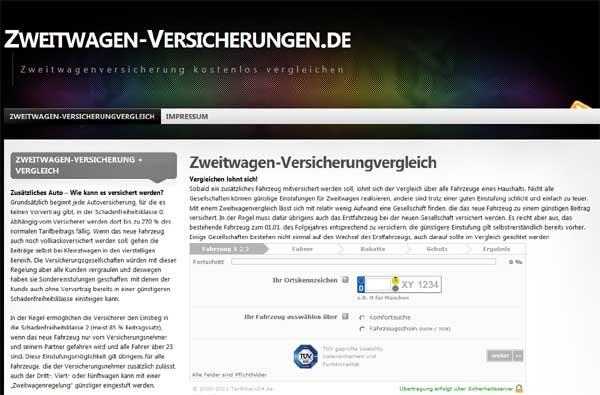 Auto News | Betrieb von Internetplattformen