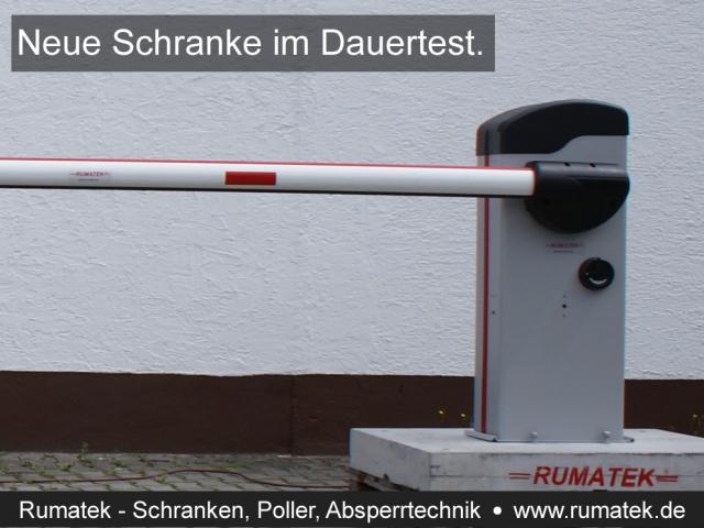 Hotel Infos & Hotel News @ Hotel-Info-24/7.de | Rumatek GmbH Schranken, Poller, Absperrtechnik