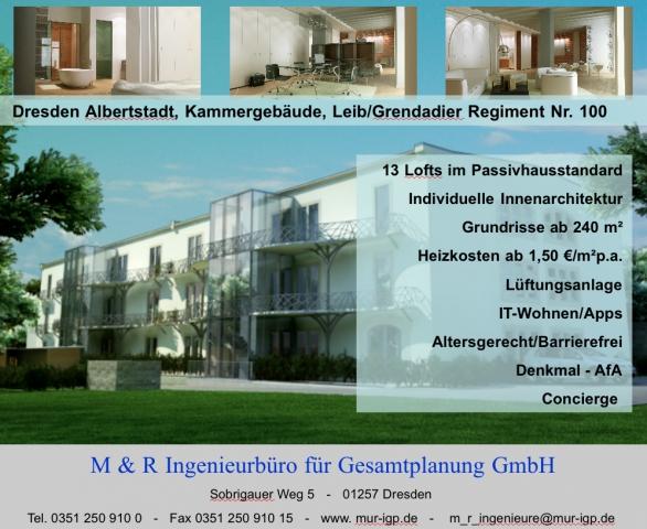 Dresden-News.NET - Dresden Infos & Dresden Tipps | M&R Ingenieurbüro für Gesamtplanung GmbH
