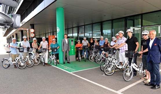 Elektroauto Infos & News @ ElektroMobil-Infos.de. Biketronic E-Bikes
