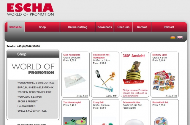 CMS & Blog Infos & CMS & Blog Tipps @ CMS & Blog-News-24/7.de | Escha GmbH