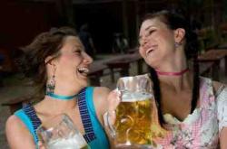 Bier-Homepage.de - Rund um's Thema Bier: Biere, Hopfen, Reinheitsgebot, Brauereien. | Foto: Viele können es kaum noch erwarten, bis endlich wieder Wiesn-Zeit ist.