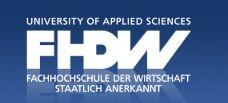 Niedersachsen-Infos.de - Niedersachsen Infos & Niedersachsen Tipps | Fachhohschule der Wirtschaft (FHDW)