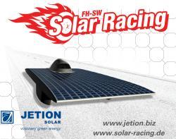 Alternative & Erneuerbare Energien News: Alternative Regenerative Erneuerbare Energien - Foto: CAD Modell des Solar-Elektrorennfahrzeugs.