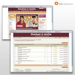 Freie Software, Freie Files @ Freier-Content.de | Open Source Shop News - Foto: Shop und Community von Fischer Wolle.