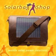 Alternative & Erneuerbare Energien News: Alternative Regenerative Erneuerbare Energien - Foto: Der Solarbag-Shop ist der weltweit erste Online-Anbieter, der ein so breites Spektrum an Solartaschen und mobilen Solarstromlösungen bereitstellt.