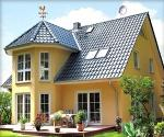 Fertighaus, Plusenergiehaus @ Hausbau-Seite.de | Foto: Ein Turmhaus für Romantiker. Foto: Roth-Massivhaus.