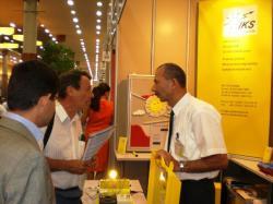 Alternative & Erneuerbare Energien News: Foto: Lehr- und Experimentiersysteme im Bereich Erneuerbare Energien präsentierte die Firma IKS Photovoltaik auf dem weltgrößten Solarstromkongress im Messezentrum Valencia.
