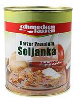 Neue Produkte @ Produkt-Neuheiten.Info | Foto: Harzer Premium Soljanka - sehr lecker von Schmecken Lassen.