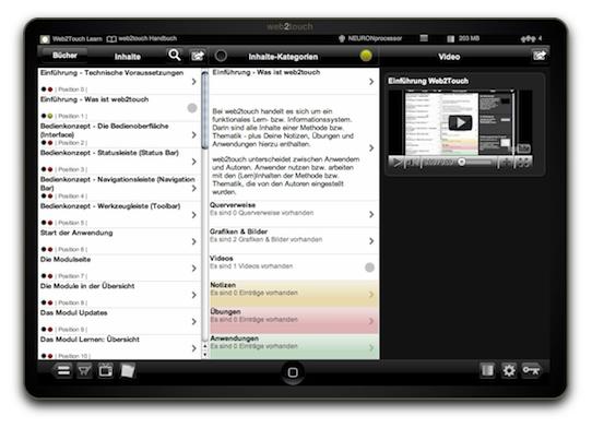 Tablet PC News, Tablet PC Infos & Tablet PC Tipps | NEURONprocessing Gesellschaft bR