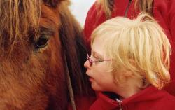 Foto: Mit Schmerzen aufs Pferd?! Psychosomatik und Reittherapie im Dialog. |  Landwirtschaft News & Agrarwirtschaft News @ Agrar-Center.de