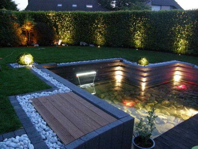 Garten-Landschaftsbau-Portal.de - Infos & Tipps rund um Garten- & Landschaftsbau (GaLaBau) | Licht von Klein